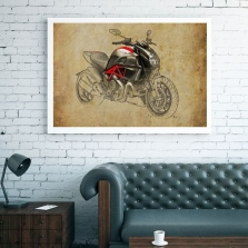 The Joy Of Ducati Diavel