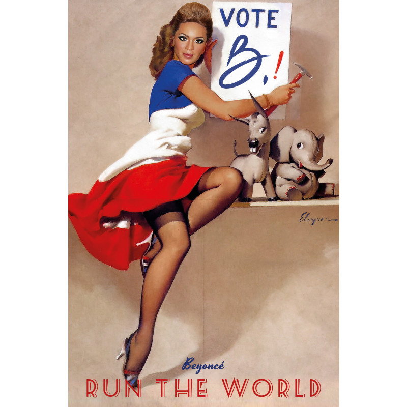 Vote B!