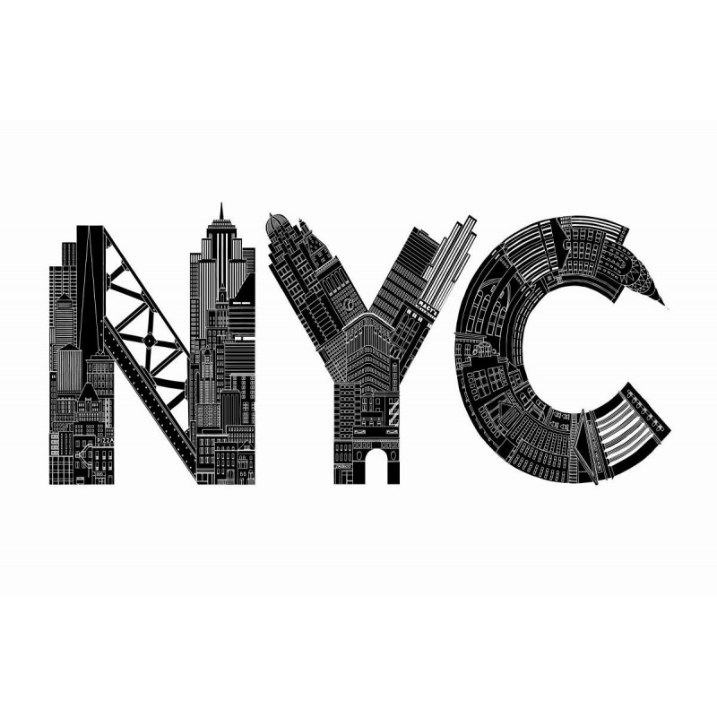 NYC Outlined