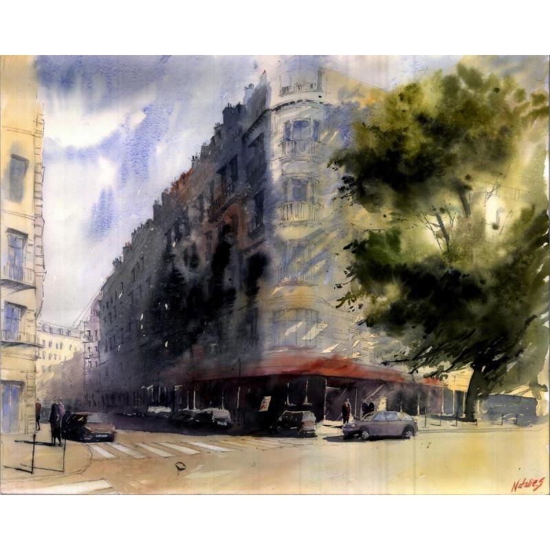 Rue Desaix Paris