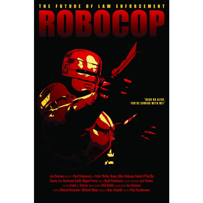 Robocop | Alternative Poster