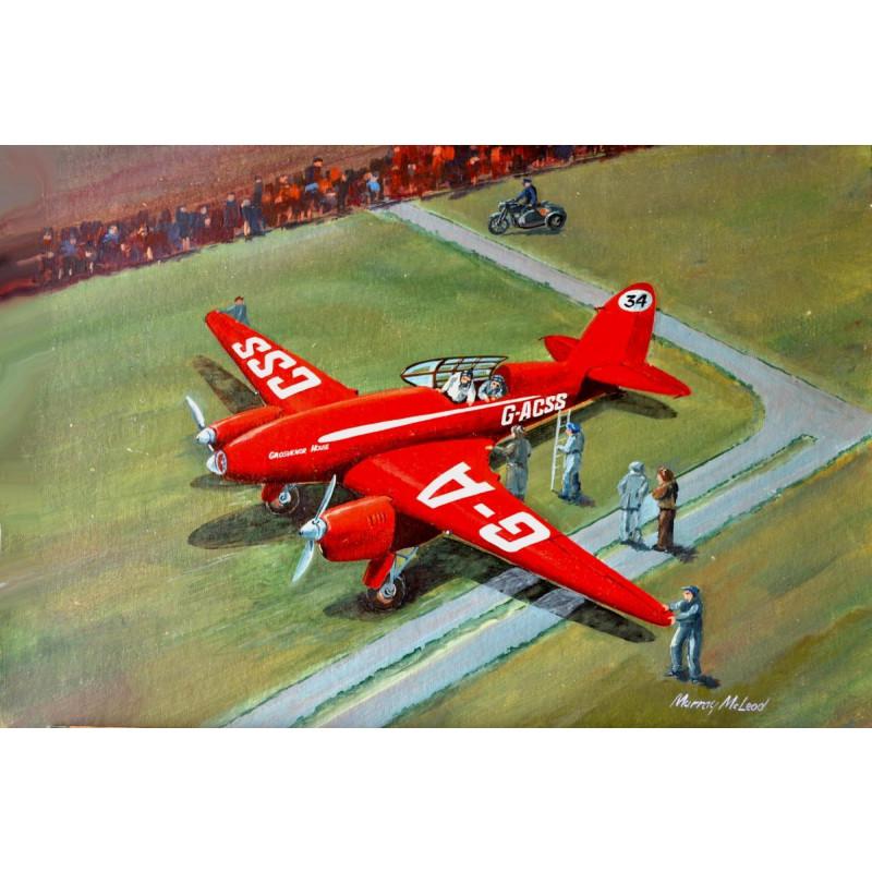 DH Comet-Macrobertson Air Race