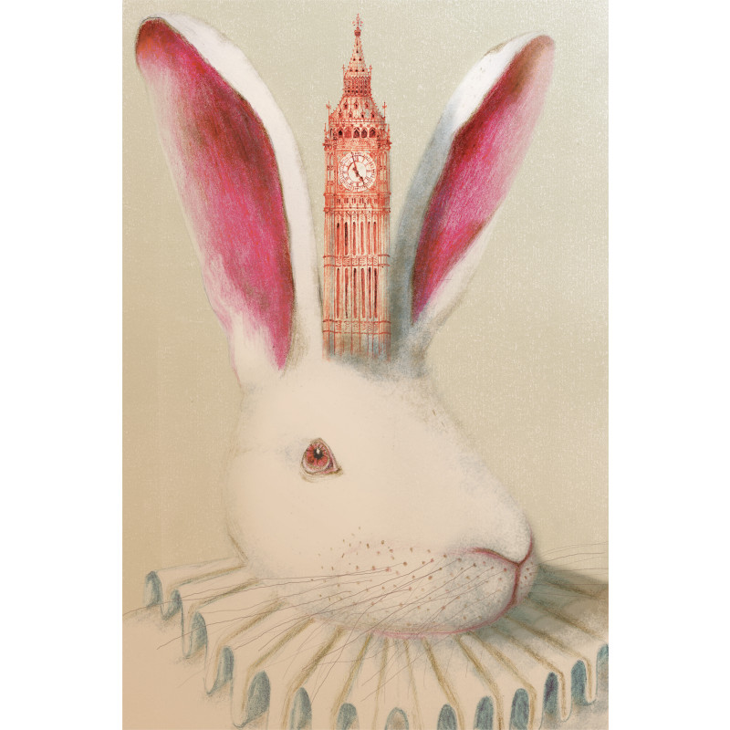Big Ben And The White Rabbit