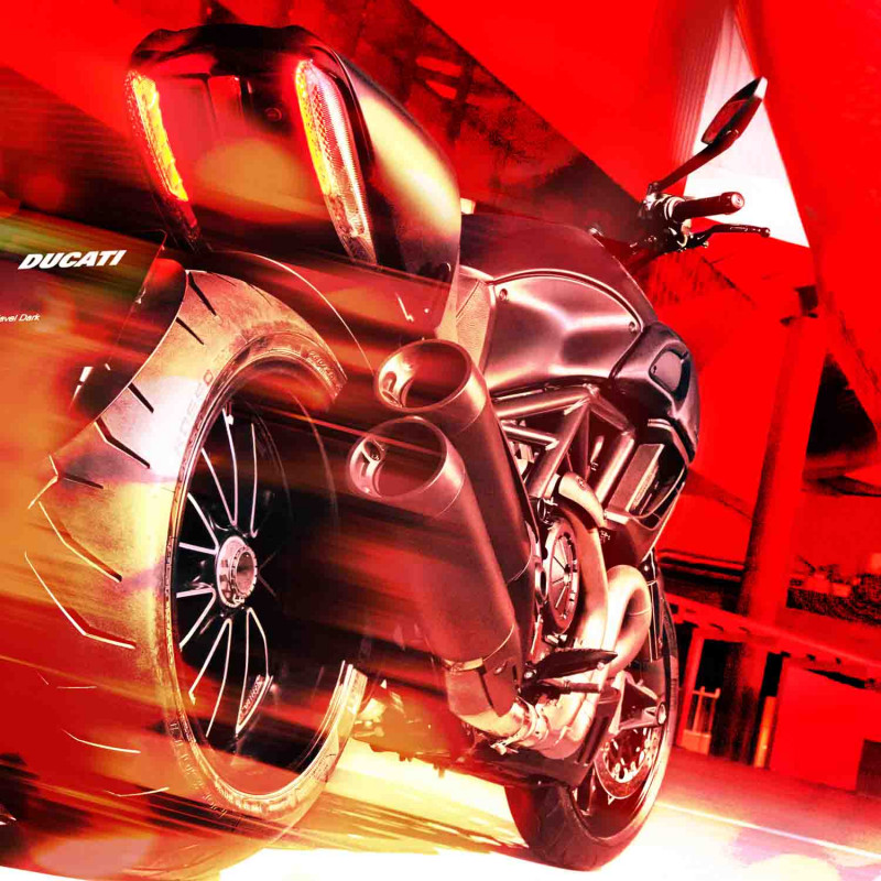 Diavel Speed
