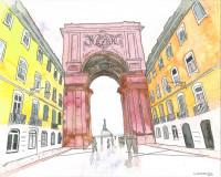 The Street For Tagus