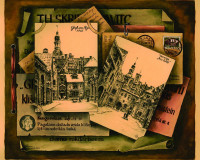 Old Riga In Centuries. Three Brothers