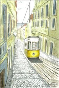 Bica's' Tram