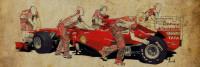 Ferrari F1 A Boxes