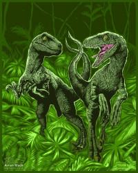 Velociraptors!