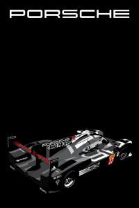 Porsche 919 Black