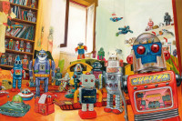 Robo Room
