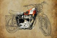 Triumph Bonneville 1969