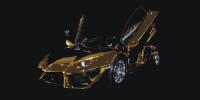 Lamborghini Gold