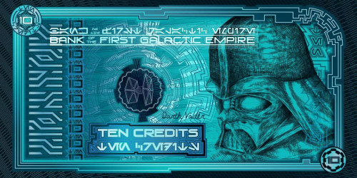 Bank Of The First Galactic Empire: 10 C Reverse