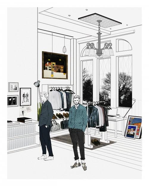 Mens Boutique
