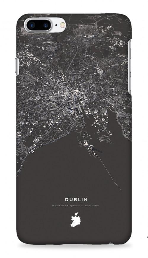 Dublin (Black & White)