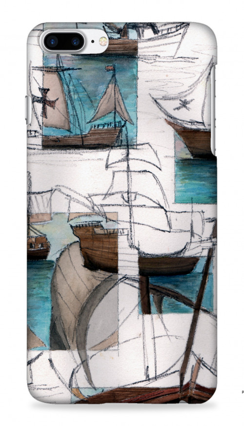 Tall Ship Sketch