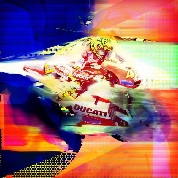 "Valentino Rossi ""46 Reasons"""